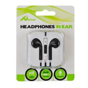 auriculares home pretos