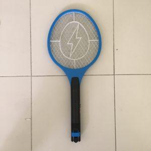 Raquete Elétrica Mata Moscas (3)